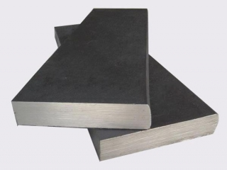 Invar alloy plates