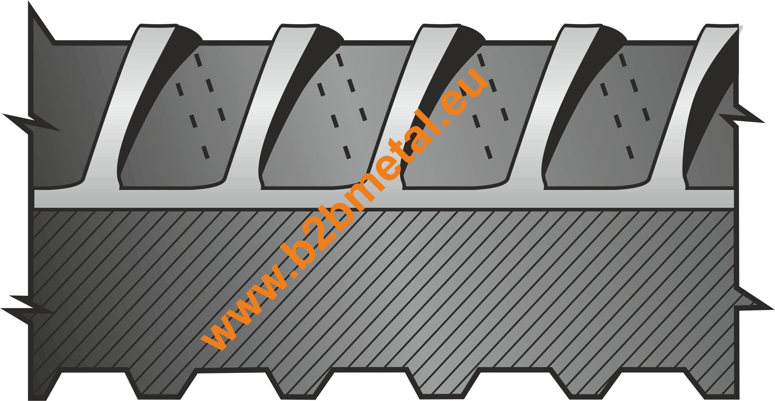 Rebar, EN 10080:2005, Weldable reinforcing steel